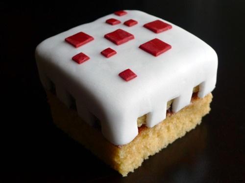 Minecraft Torte Selbst Backen