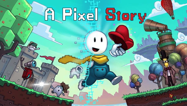 a pixel story - Indiegames Film im Kino