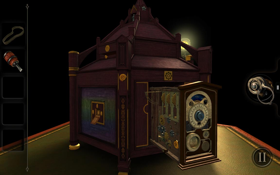 the room puzzle box solution - The Room