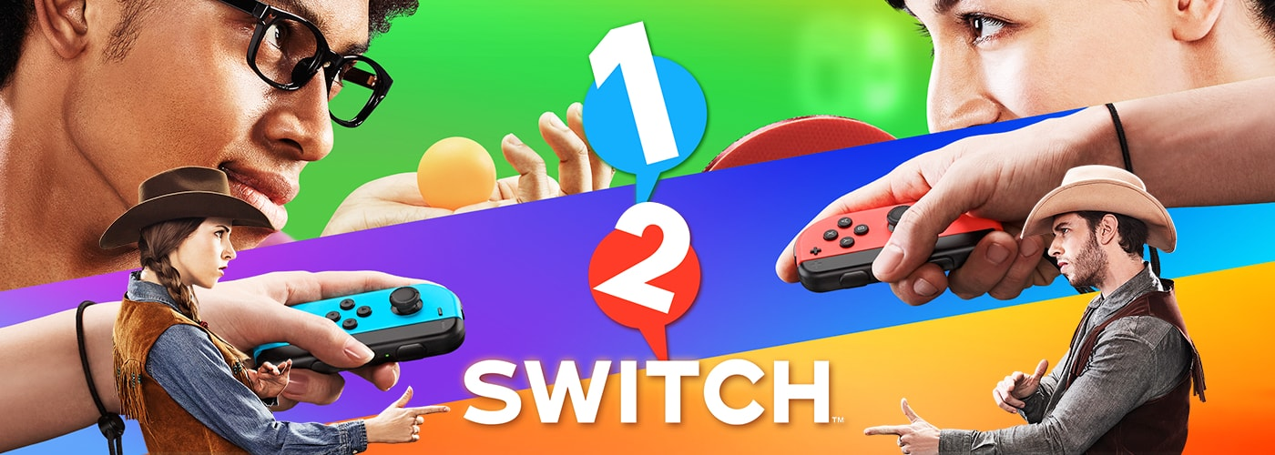 nintendo one two switch - Nintendo Switch Event