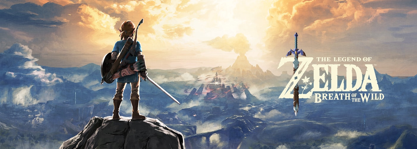 nintendo switch legend zelda breath wild - Nintendo Switch Event
