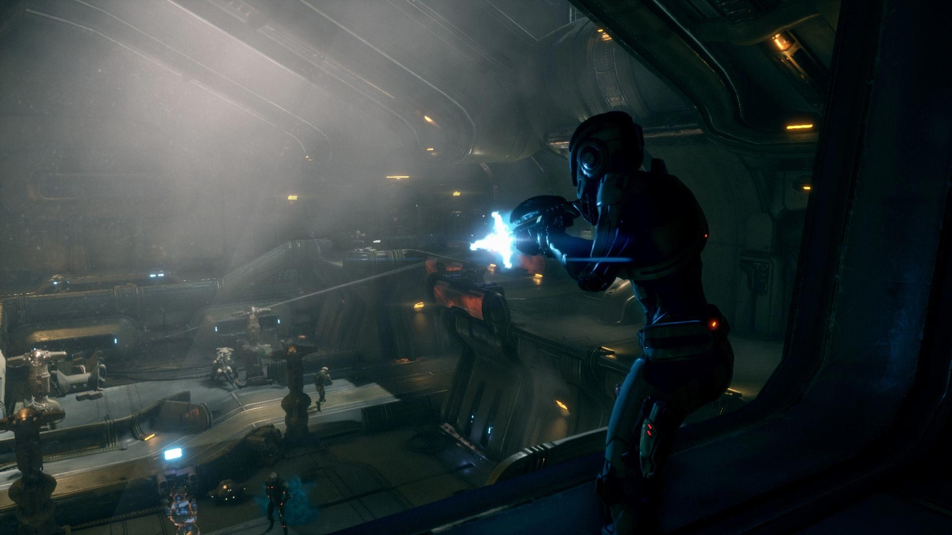 mass effect andromeda review - Mass Effect: Andromeda